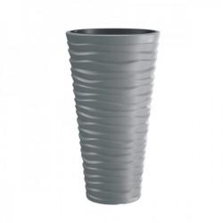 Prosperplast saksija sand slim 40x75cm kameno siva ( PR DPSA400-405U )