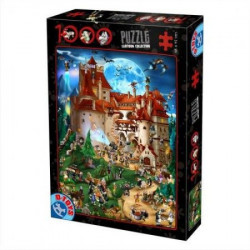 Puzzle 1000PCS CARTOON COLLECTION 08 ( 07/61218-08 )