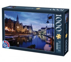 Puzzle 1000PCS NIGHT LANDSCAPES 03 ( 07/64301-03 )