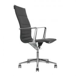 Radna fotelja - 9040 SOPHIA HIGH (prava koža)