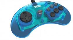 Retro-Bit SEGA MD Mini 6-B USB Blue ( 034259 )