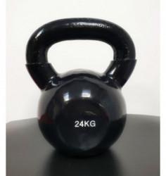 Ring kettlebell 24kg metal vinyl RX DB2174-24