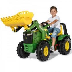 Rolly Traktor X-Trac Premium JD sa utov.kočn. ( 651078 )