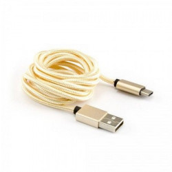 S BOX Kabl USB A - Type C Fruity 1 5m Gold