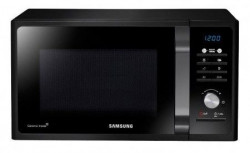 Samsung MG23F301TAK mikrotalasna rerna, gril, 23l, 1200W, LED ekran, crna ( MG23F301TAKOL )