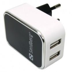 Sandberg punjač za uredjaje sa micro usb portom 2/1, sand. ( 2265 )