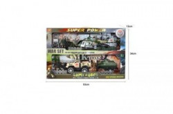 Set vojnih vozila ( 11/98733 )