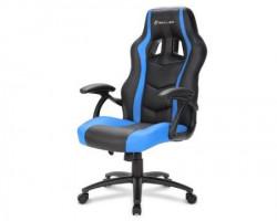 Sharkoon Skiller SGS1 crno-plava Gejmerska stolica
