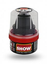 Show Shoe Care Krema za obuću sa aplikatorom, 50ml - CRNA ( A005758 )