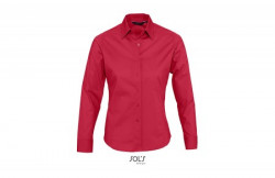 SOL'S eden ženska košulja sa dugim rukavima crvena XL ( 317.015.25.XL )
