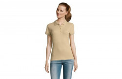 SOL'S passion ženska polo majica sa kratkim rukavima sand XXL ( 311.338.61.XXL )