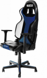 Sparco GRIP Gaming/office chair Black/Blue Sky ( 039634 )