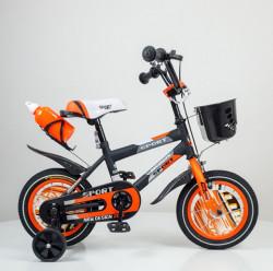 """Sport Division 12"""" Model 720-12 Bicikl za decu - Narandžasti"""