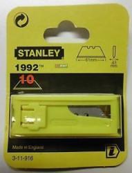 Stanley 3-11-916 Sečivo trapezno perforirano 10kom