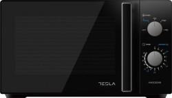Tesla MW2030MB mikrotalasna rerna 20l, gril, crna, mehanicke komande