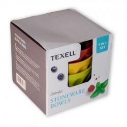 Texell TCB-S210 Set keramičkih činija 3/1
