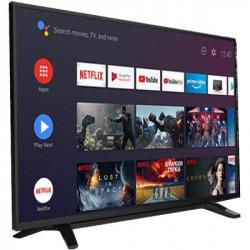 "Toshiba LED TV 65"", Ultra HD, ANDROID TV, DVB-T2CS2, black, two pole stand TV ( 65UA2063DG )"