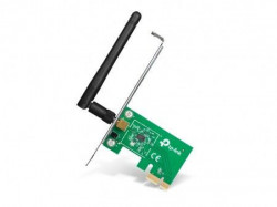 TP-Link TL-WN781ND 150Mbps Wi-Fi PCI Express Adapter, Qualcomm, 2.4GHz, 802.11bgn