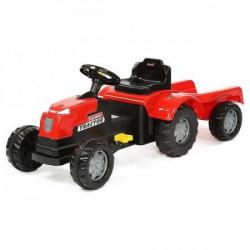 Traktor na pedale sa prikolicom ( 37/8073 )