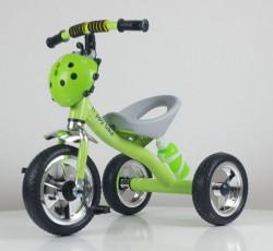 Tricikl Bubamara Model 434 sa točkovima od Eva pene - Zelena