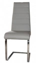 Trpezarijska stolica 2286 - siva