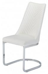 Trpezarijska stolica Shark M/eko koža madrit  - više boja