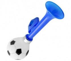 Truba dečija PVC fudbal plava ( 260012 )