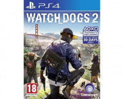 Ubisoft Watch Dogs 2 Standard Edition PS4