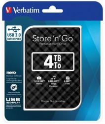 "Verbatim 2.5"" 4TB USB 3.0 53223 ( EHV53223 )"