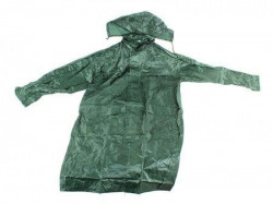 Womax kišna kabanica l 0.18mm zelena poliester ( 0290082 )