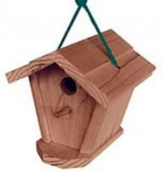 Womax kućica za ptice 170mm x 170mm x 175mm ( 0291501 )