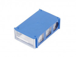 Womax kutija klaser 13.8cm x 8.5cm x 4.3cm ( 79600005 )
