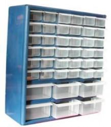 Womax kutija klaser W-SS 15-42 380mm x 165mm x 470mm plastična ( 79600615 )