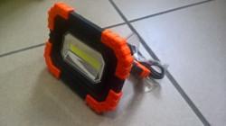 Womax lampa baterijska led 10-1 ( 0873147 )