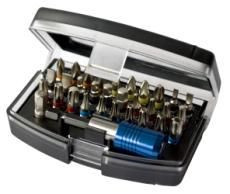 Womax pin sa brzim adapterom nosačem set 32 kom ( 0100020 )