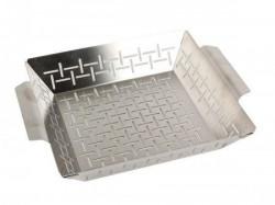 Womax tepsija za roštilj 31x31x5.5cm ( 0330308 )
