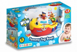 Wow igračka brodić Tummy Tug Boat ( 6510027 )