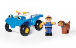 Wow igračka policijski četvorotočkaš Buggy ( 6600132 )
