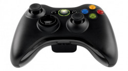 XBOX360 wireles controler black