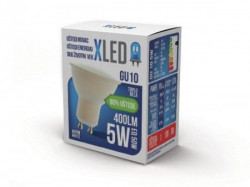 Xled Led sijalica GU10 - 5W 220V Toplo Bela 3000K ( GU10 5W )