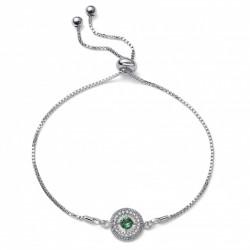 Ženska Oliver Weber Own Emerald Narukvica Sa Swarovski Zelenim Kristalom