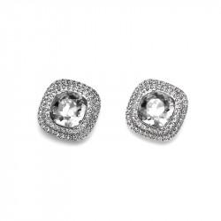 Ženske Oliver Weber Autentic Crystal mindjuše sa swarovski belim kristalom