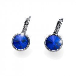 Ženske Oliver Weber Young Majestic Blue Mindjuše Sa Swarovski Plavim Kristalom