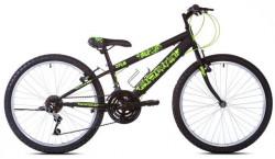 """Adria spam bicikl 24""""/18 crni 11"""" Ht ( 914173-11 )"""