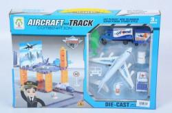Aerodrom set - pista i avion ( 11/77871 )