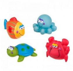 Akuku igračka za kupanje (4 komada) ( 6510022 )