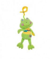 Akuku viseća vibrirajuća igračka žaba ( 6470037 )