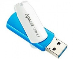 Apacer 64GB AH357 USB 3.1 flash plavi