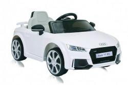 Audi TT Beli - Licencirani auto na akumulator - ( A TT-2 )
