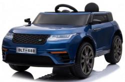 Automobil 251/1 na akumulator za decu sa daljinskim upravljanjem - Metalik Plavi